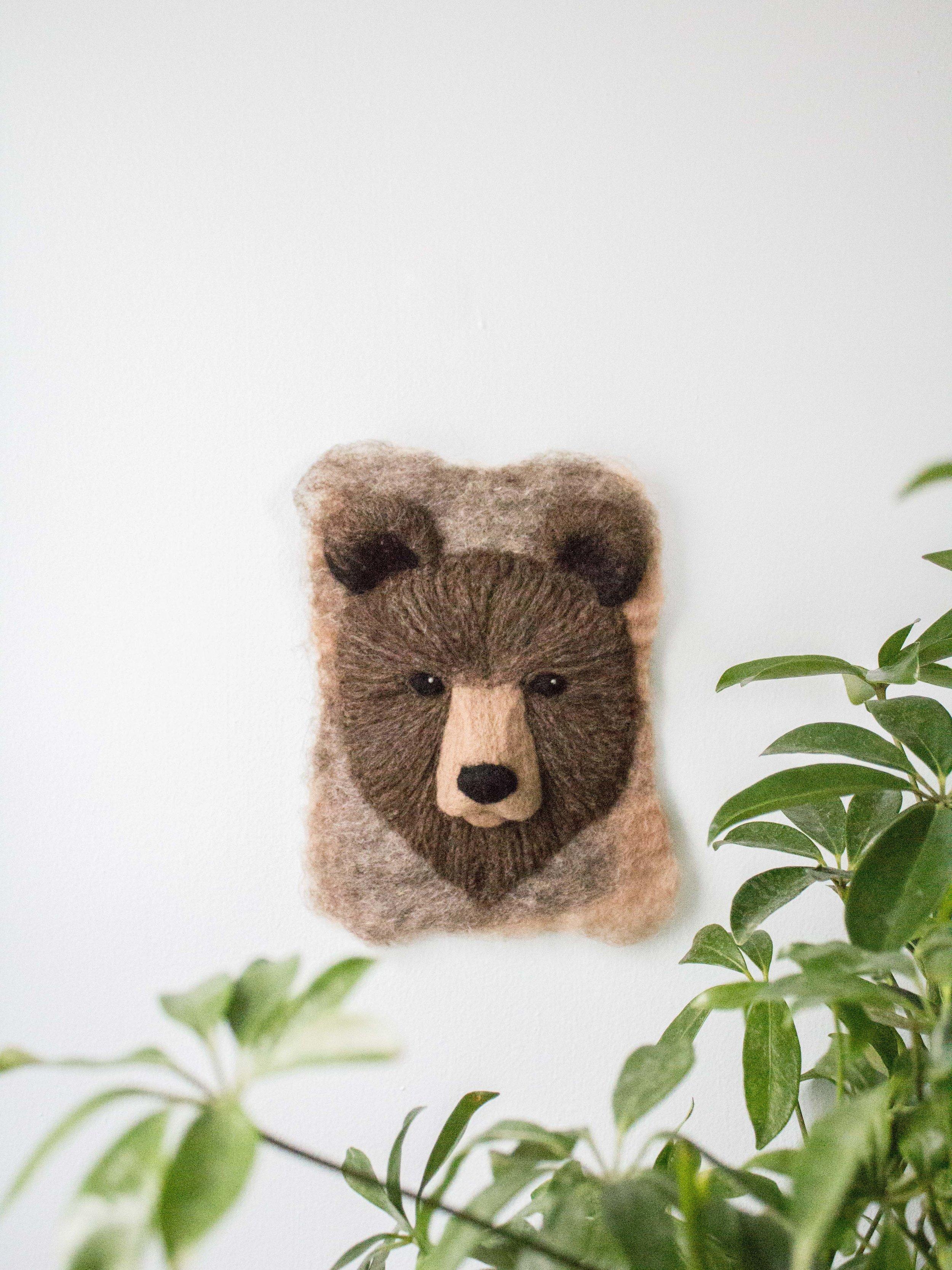 Bear, 2016