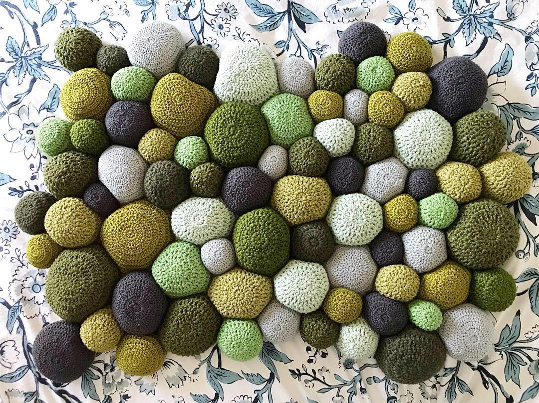 Custom Moss Green Sustainable Sheepskin