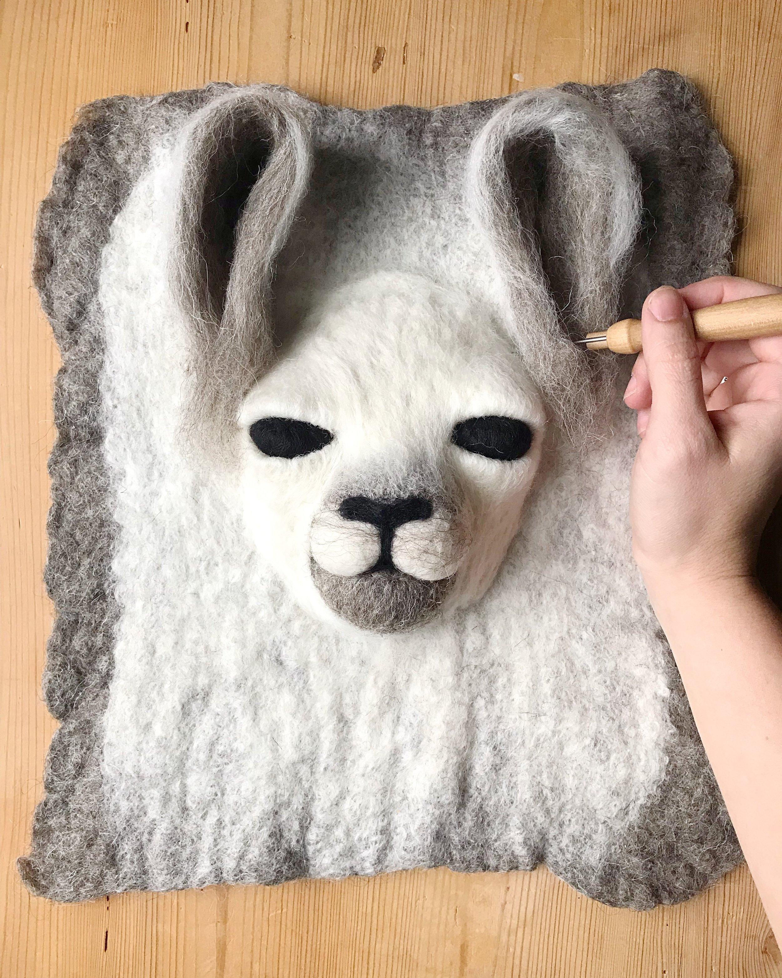 Progress on Llama Commission