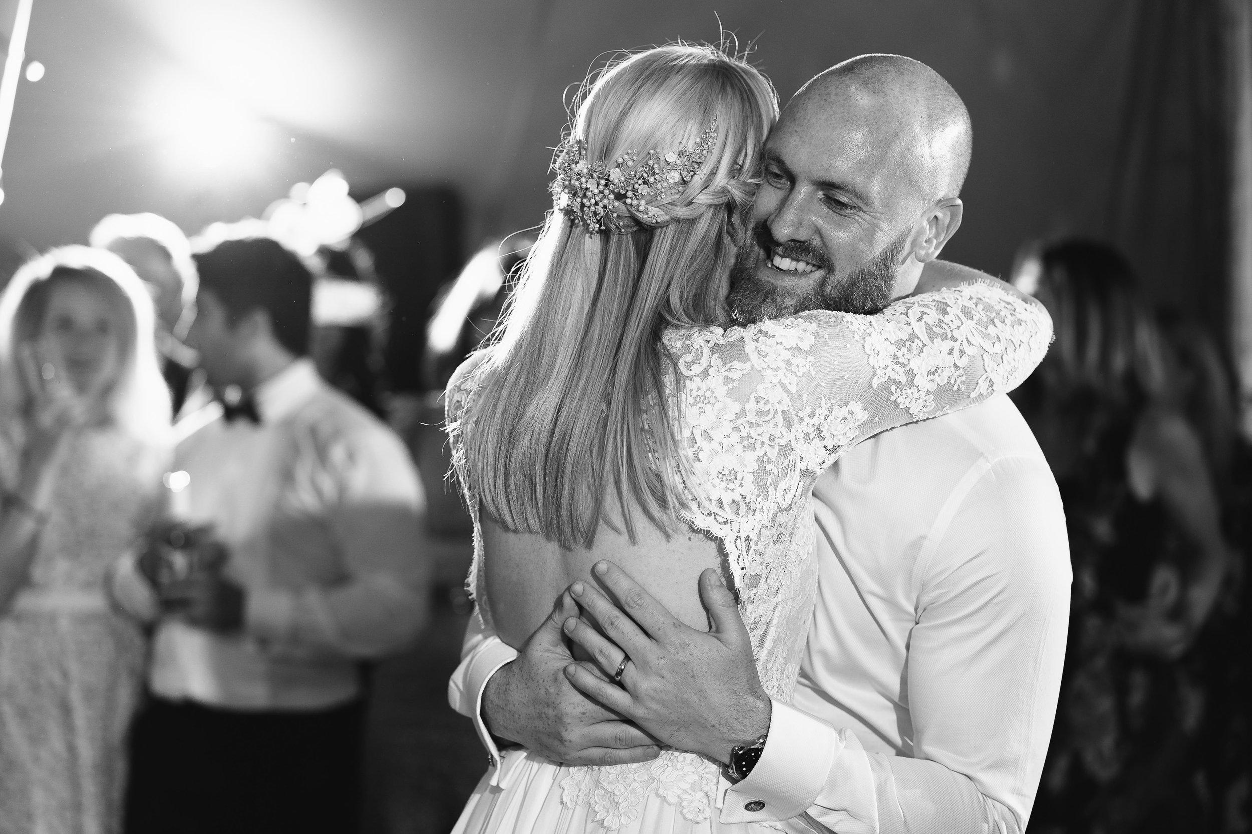 Photo by  Sam Gibson Weddings