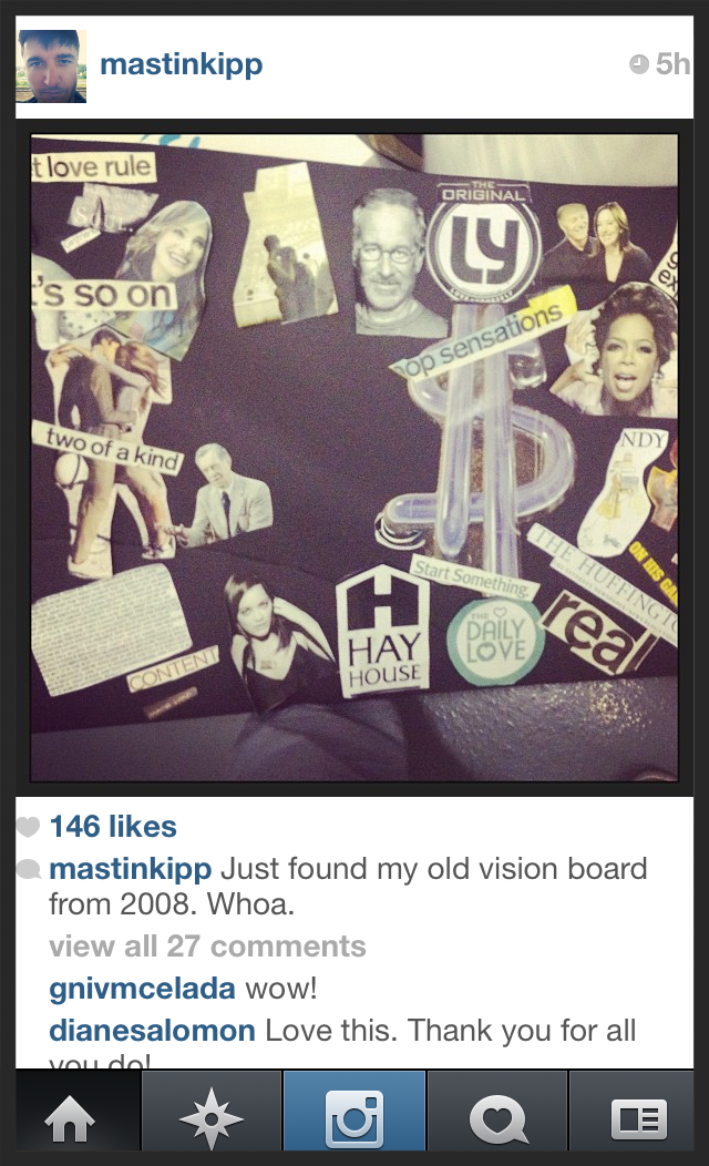 From Mastin Kipp's Instagram