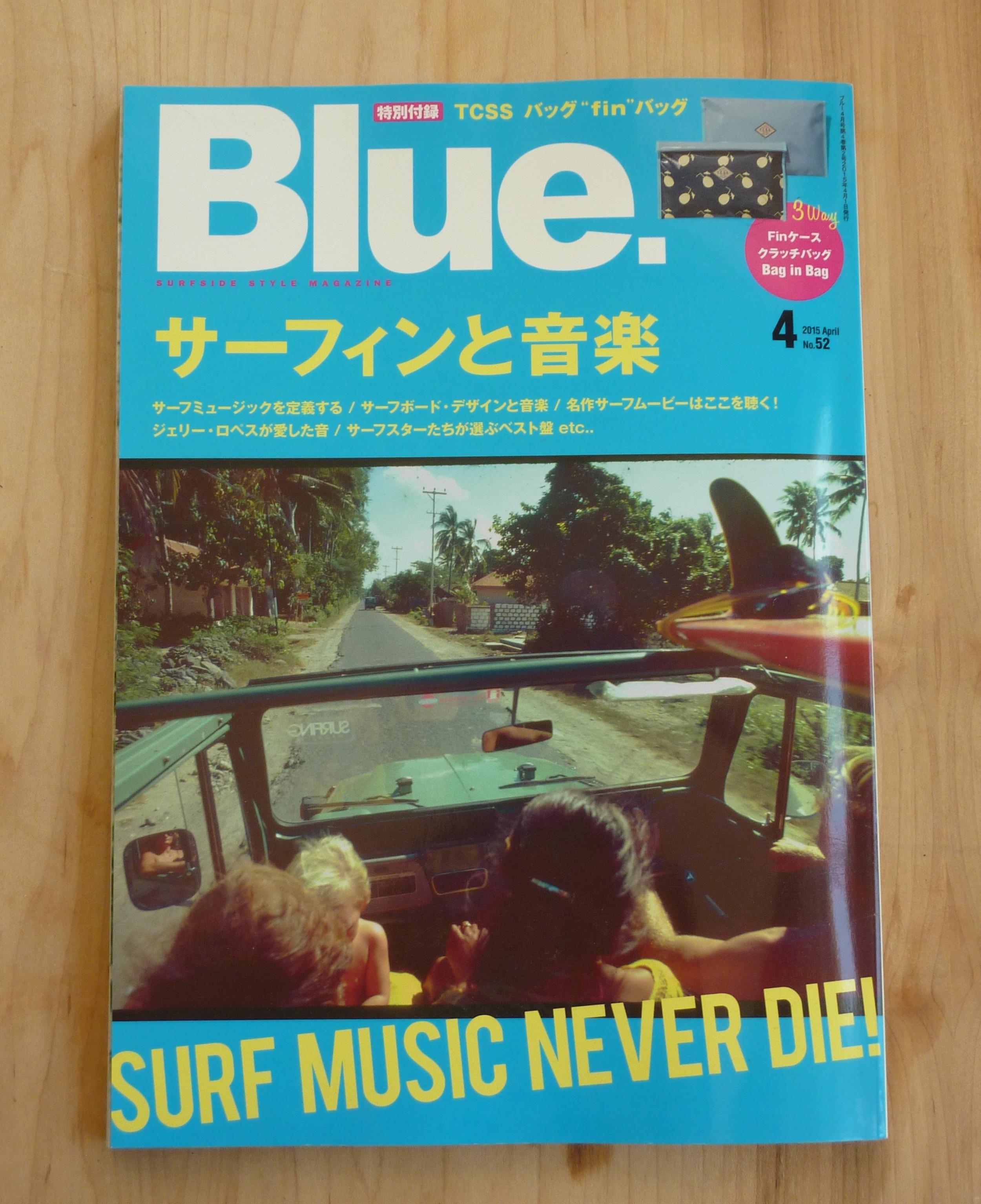 Killscrow for Blue Magazine