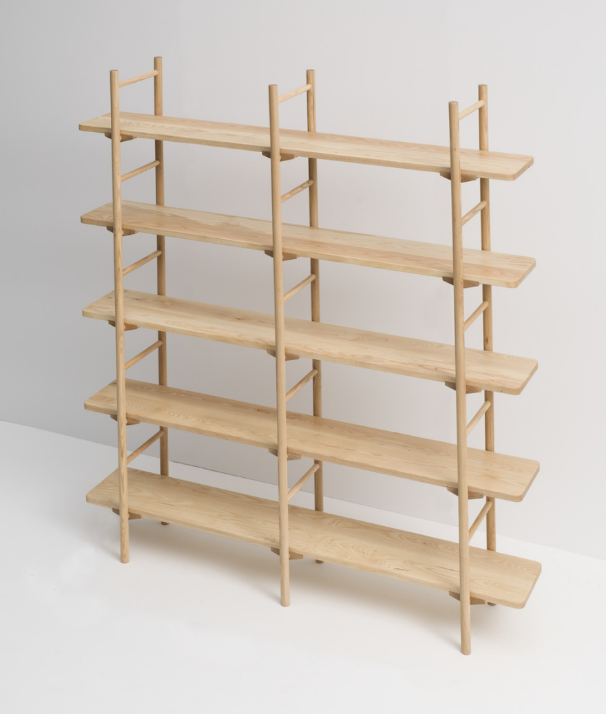 "Studio Tolvanen's ""Brother Shelf"""