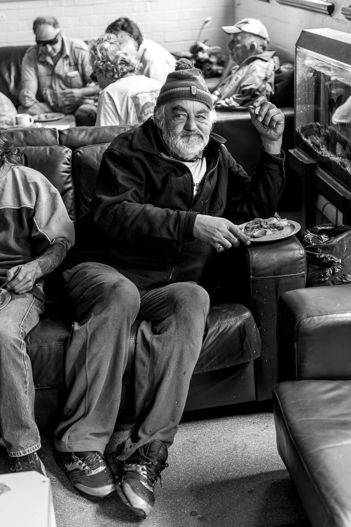 Steven - Homeless in St Kilda