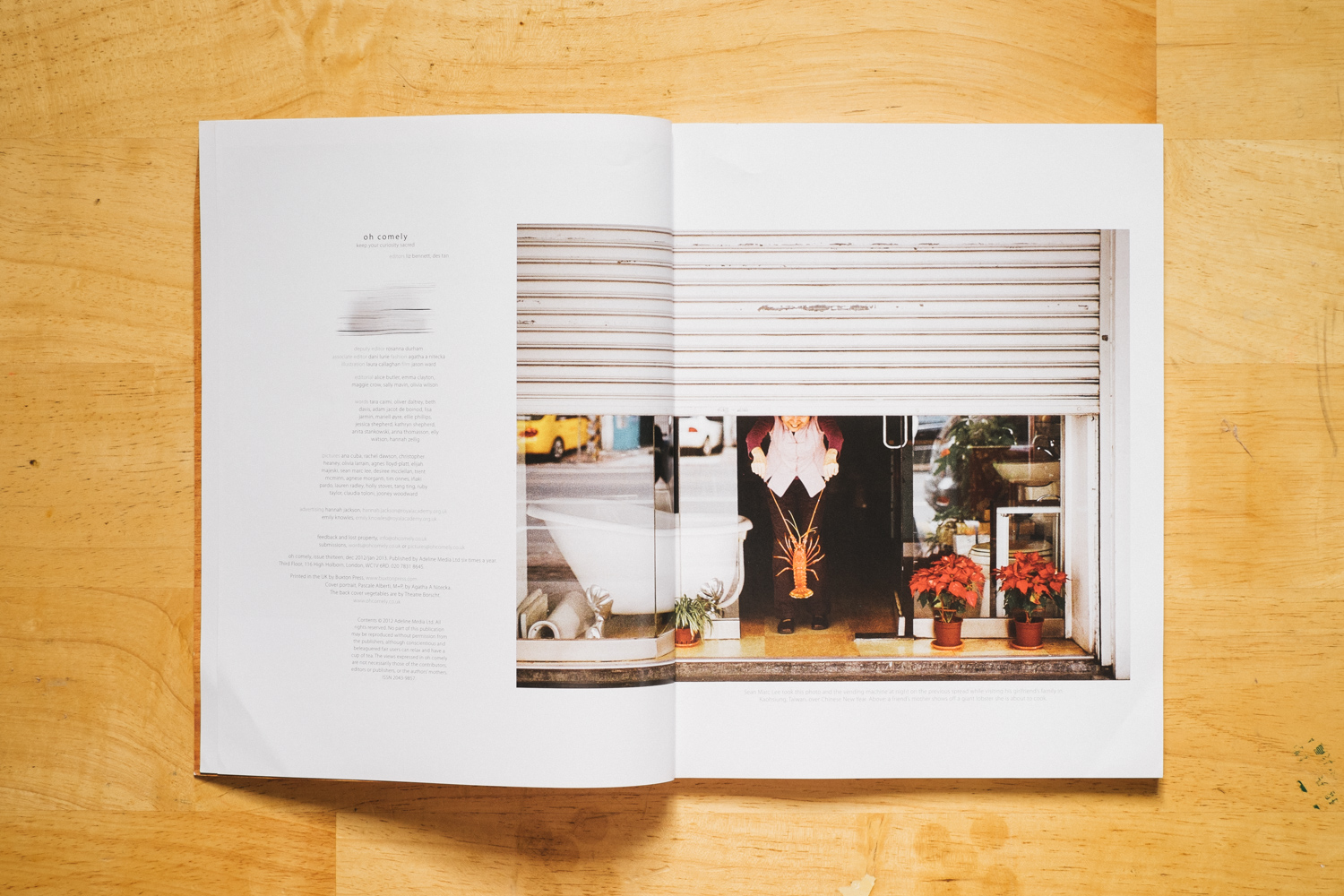 Oh Comely   Issue 13
