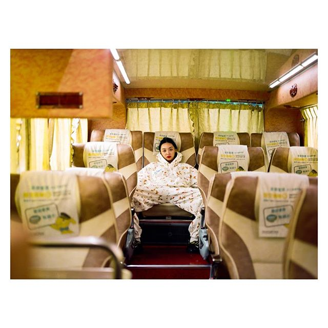 Ride the bus to the City of Mambo  #fujifilm #ga645i #portra400 #film #youth #taiwan #style