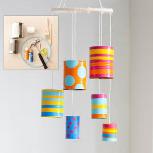 Fantastic wind chimes for the playground, your home or backyard.