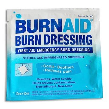 Burn Dressings