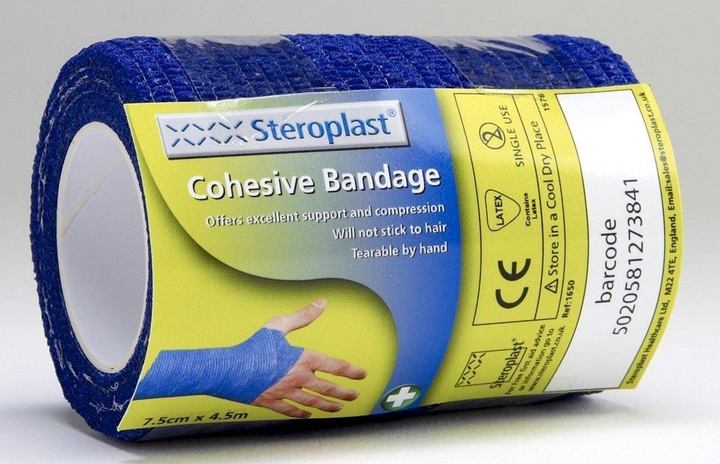 Steroplast Cohesive Bandages
