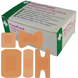 HypaPlastWashproof Plasters