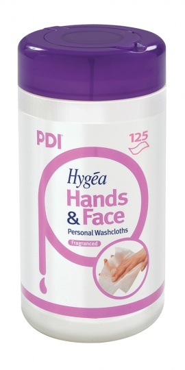 PDI Patient Care Wipes (Hygea Hands & Face Wipes)