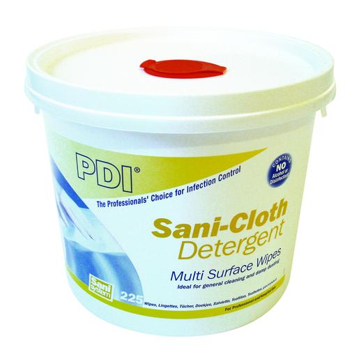 PDI Sani Cloth Detergent Wipes