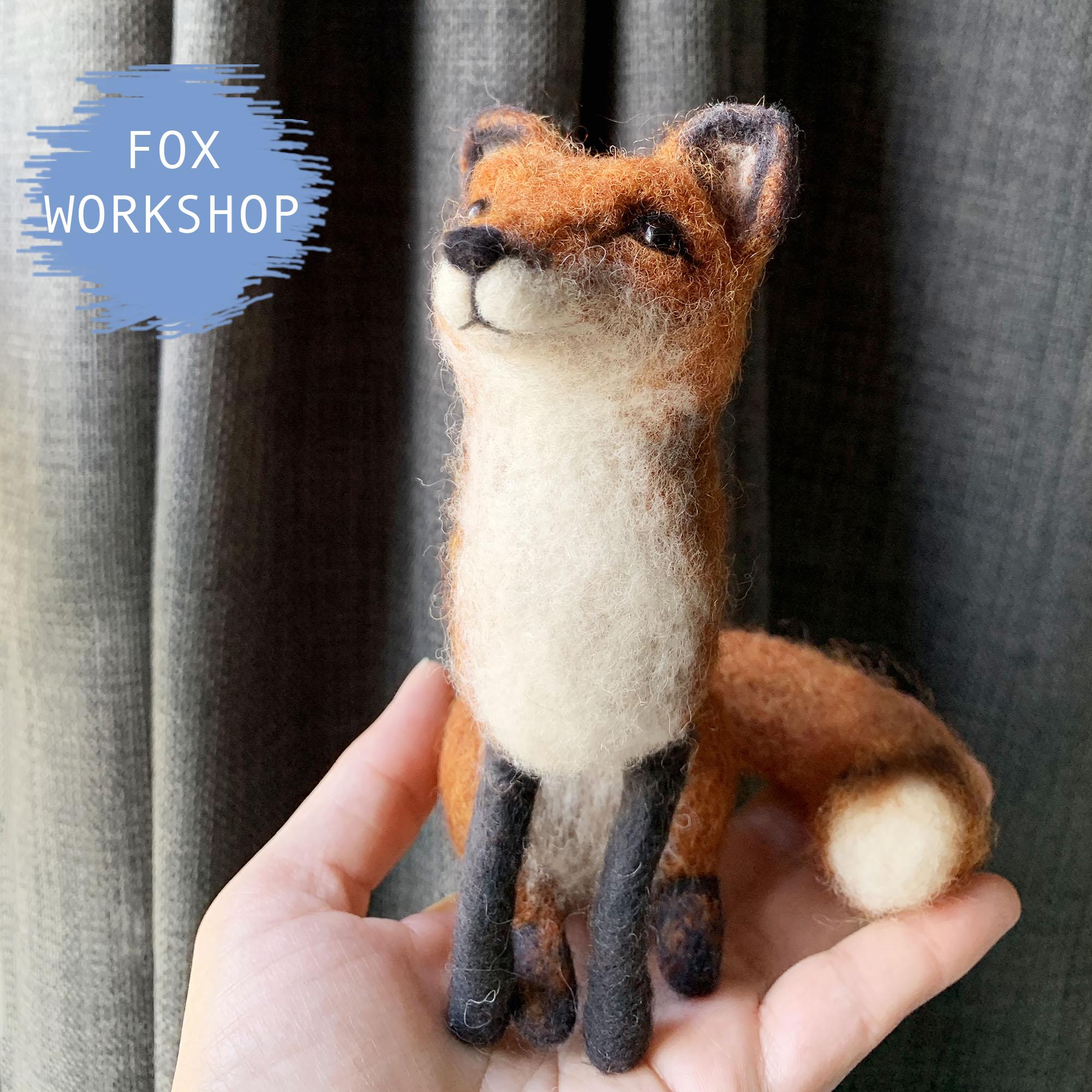 Needle felted fox WORKSHOP.jpg