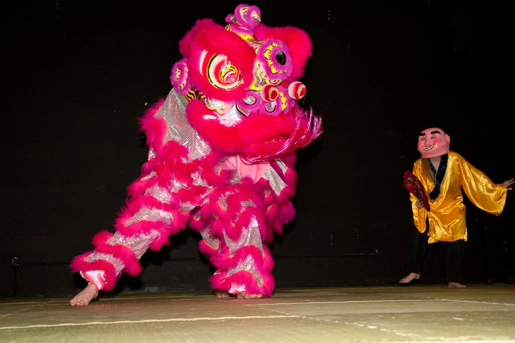 Yao Shih Born January 28, 2012 Year of the Dragon