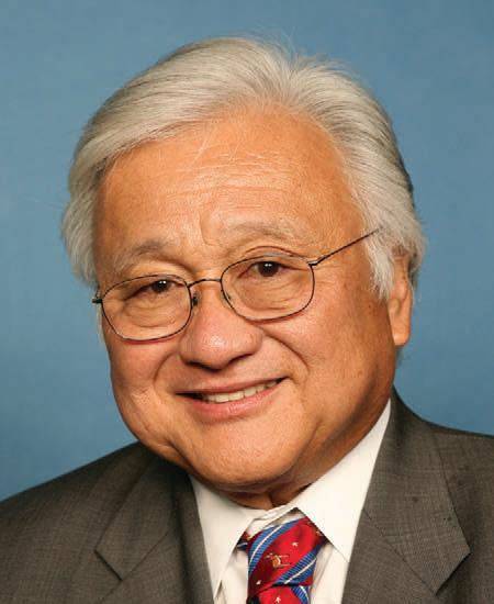 Representative Mike Honda