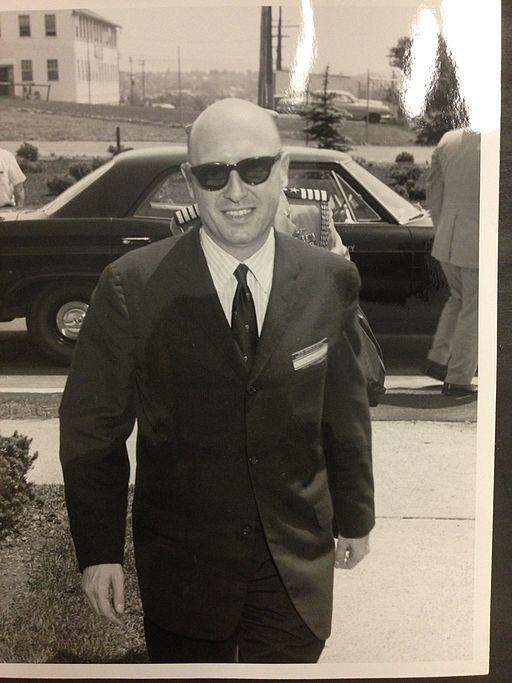 Robert Frosch in 1968