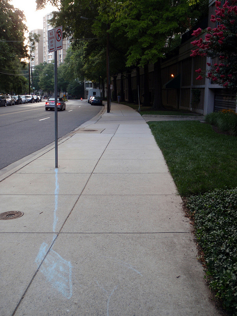 A close look at even a sidewalk can illuminate the impact of engineering.