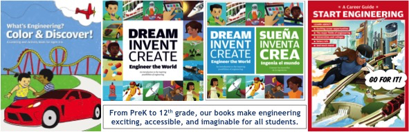 During Engineers Week, get 10 percent off all Start Engineering books with the code EWEEK10 in our online shop.