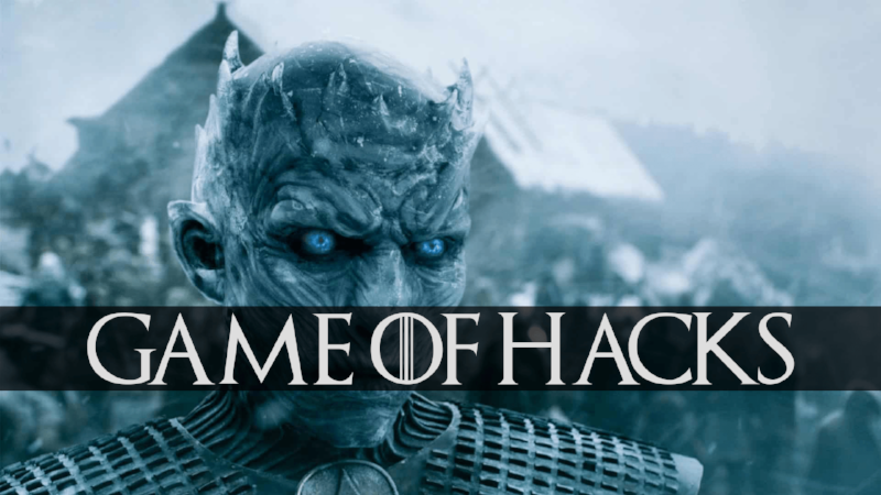 This summer hackers made off with files of unreleased Game of Thrones episodes and posted them online for public viewing.