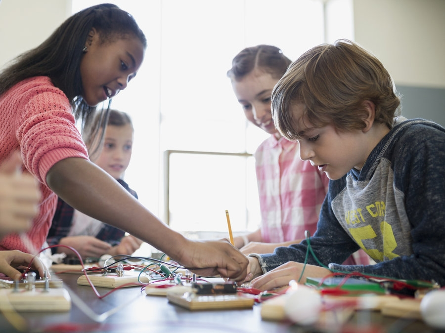 Engineering is only starting to come into the full light of STEM education.