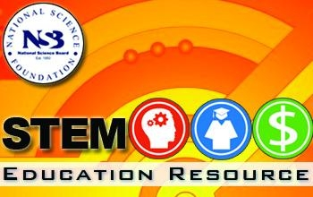 The National Science Foundation's embrace of STEM education as a concept boosted growth in all related fields.