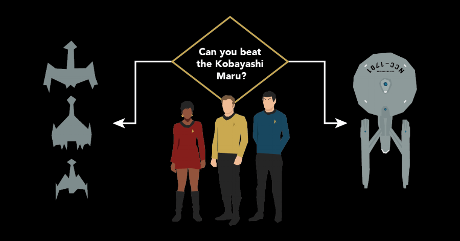 In the Star Trek universe, the Kobayashi Maru training challenge was a no-win situation that only one person ever solved … Captain Kirk … by cheating.