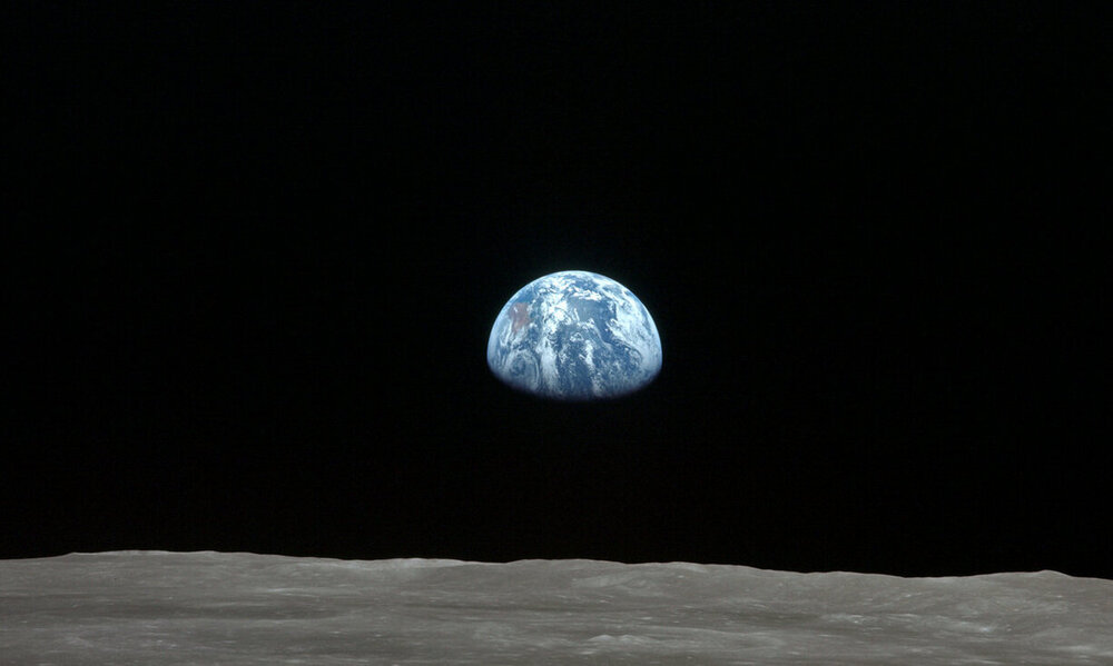 Space travel showed astronauts glimpses of things they could never see while on earth.
