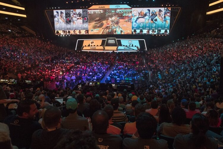 Believe it – e-sports are already big business and popular with large numbers of fans.