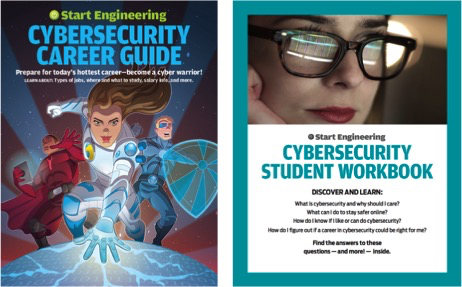 Our cybersecurity books help educators introduce the field to students who might be interested in exploring study and work options.