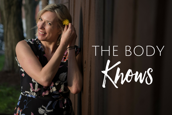 Your Body Knows Blog Carrie Montgomery