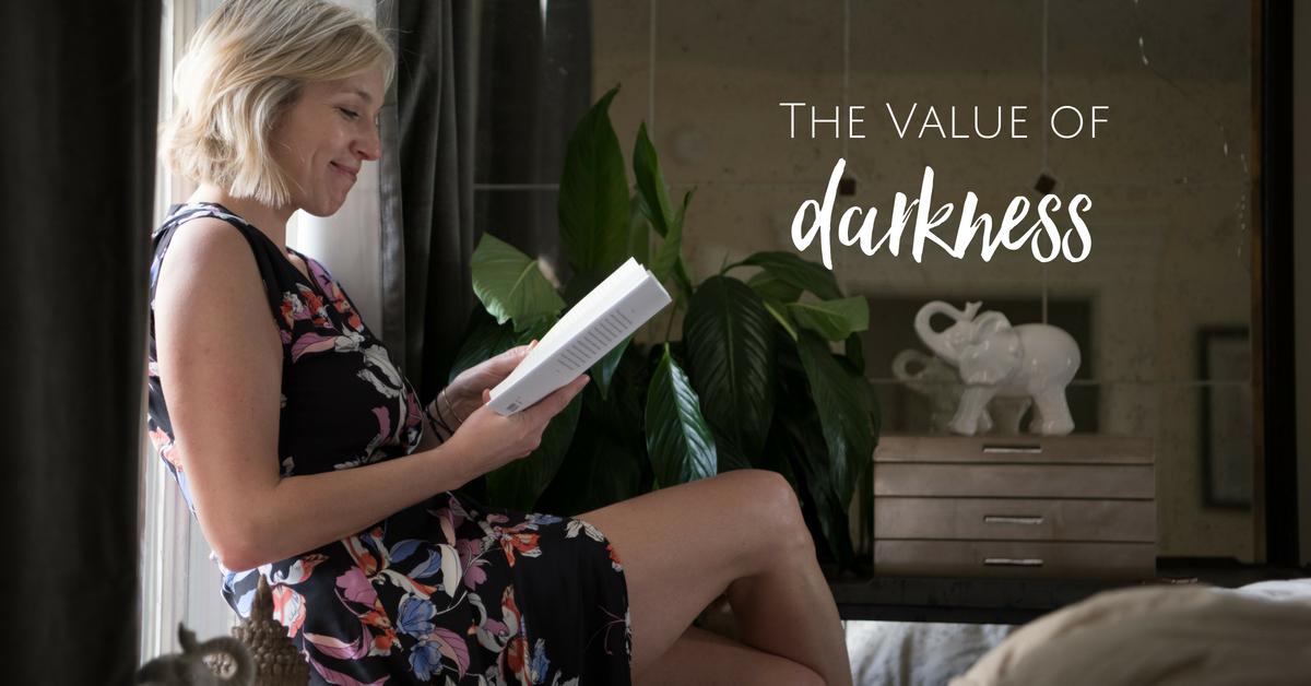 Value of Darkness CarrieMontgomery.com