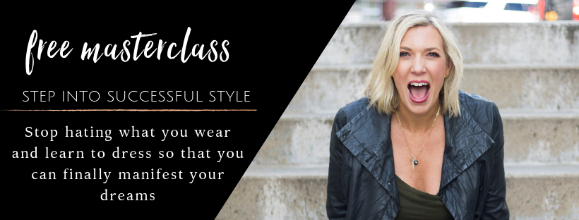Carrie Montgomery Blog - Step Into Successful Style Webinar