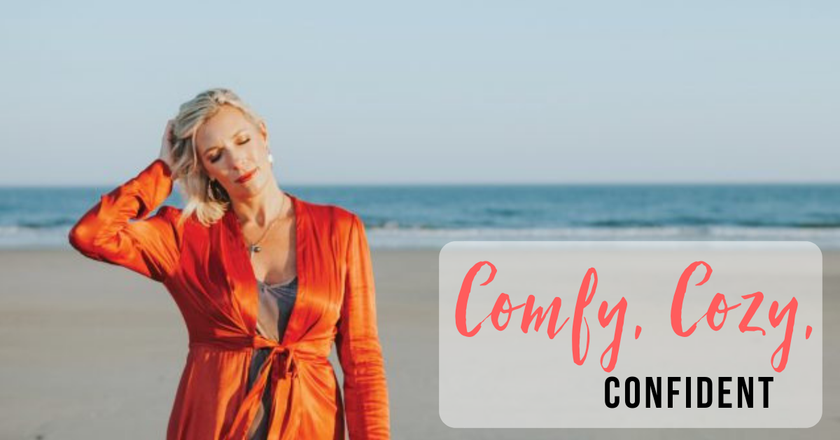 Comfy, Cozy, Confident Blog CarrieMontgomery.com