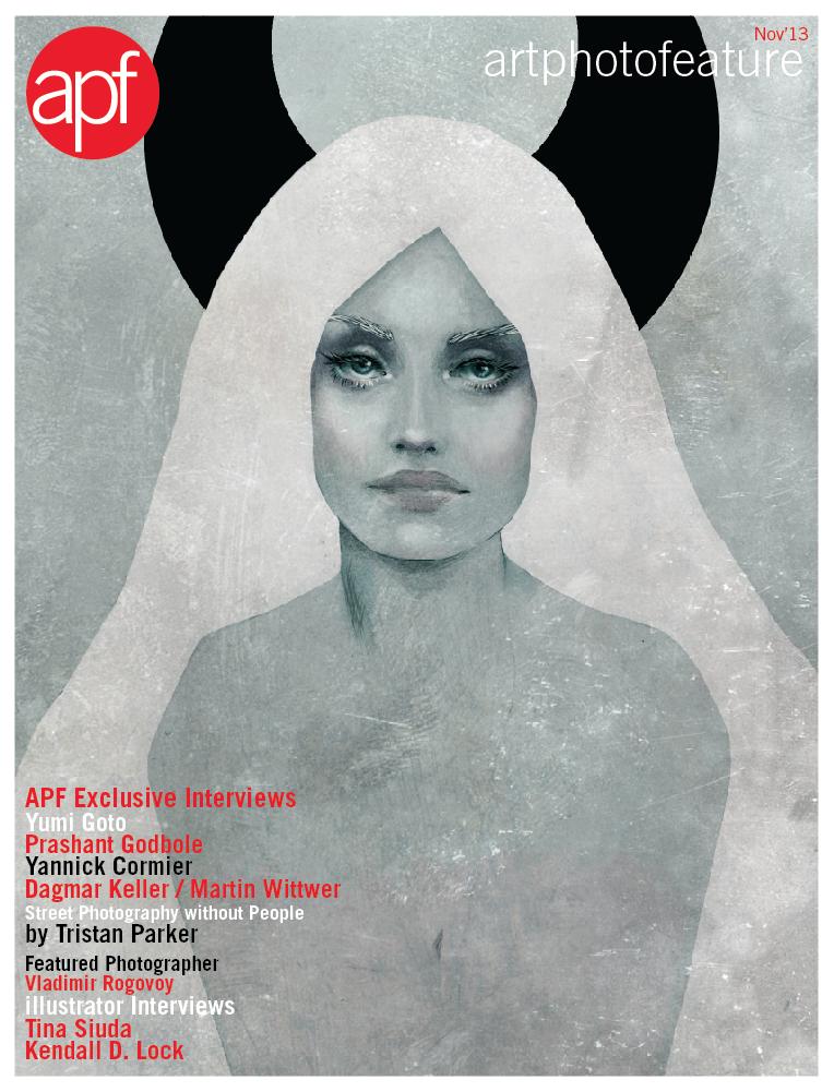 ArtPhotoFeature Magazine: November Cover