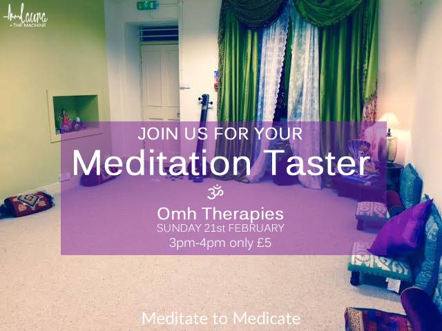 OMH Therapies Meditation Room