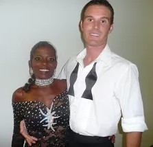 Quick-Step Ballroom Dress