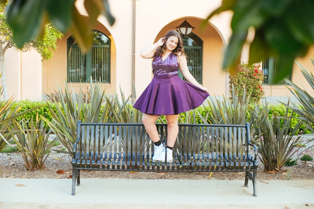 Hooded Quinceanera Dress