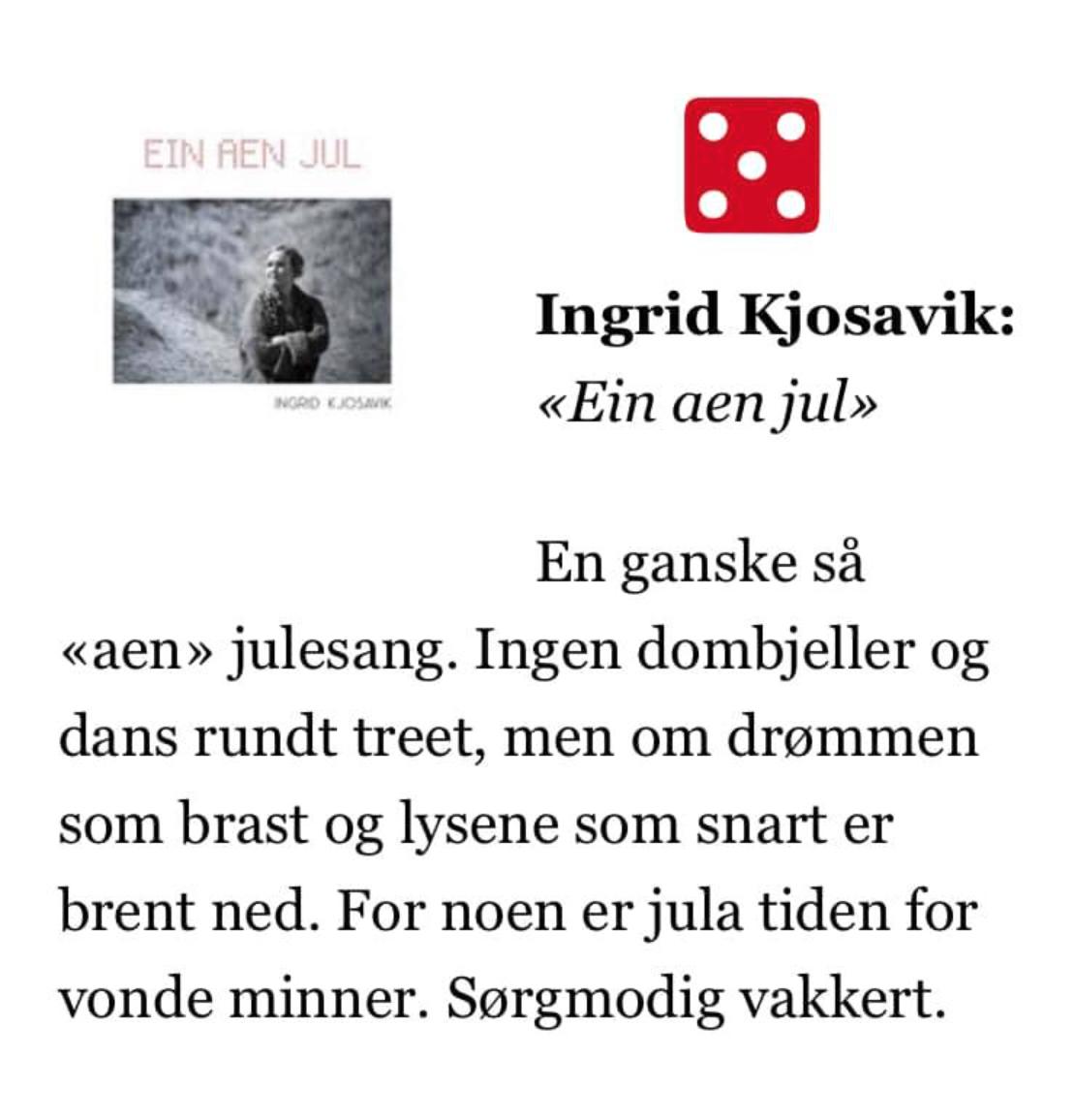 Geir Flatøe, Stavanger Aftenblad des 2018