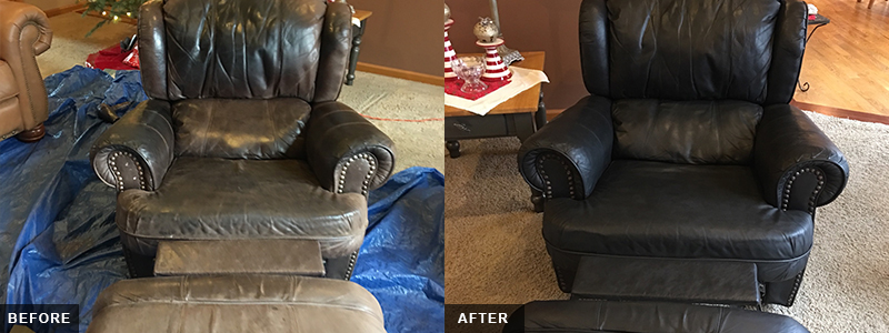 Leather Chair Fatigue Repair and Restoration Oakland County, MI - Leather Chair Fatigue Repair and Restoration Macomb County, MI - Leather Chair Fatigue Repair and Restoration Wayne County, MI