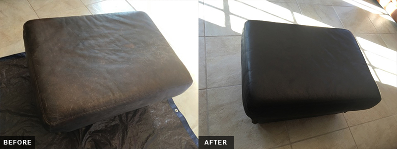 Leather ottoman seat Fatigue Repair and Restoration Oakland County, MI - Leather ottoman seat Fatigue Repair and Restoration Macomb County, MI - Leather ottoman seat Fatigue Repair and Restoration Wayne County, MI