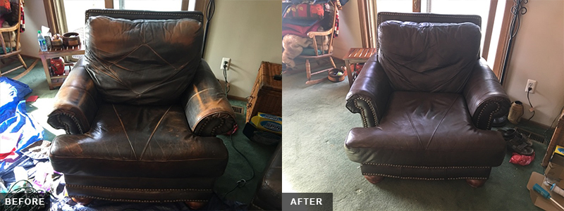 Leather Grandfather chair Fatigue Repair and Restoration Oakland County, MI - Leather Grandfather chair Fatigue Repair and Restoration Macomb County, MI - Leather Grandfather chair Fatigue Repair and Restoration Wayne County, MI