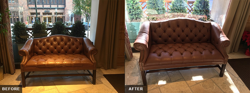 Leather Parlor Sofa Fatigue Repair and Restoration Oakland County, MI - Leather Parlor Sofa Fatigue Repair and Restoration Macomb County, MI - Leather Parlor Sofa Fatigue Repair and Restoration Wayne County, MI