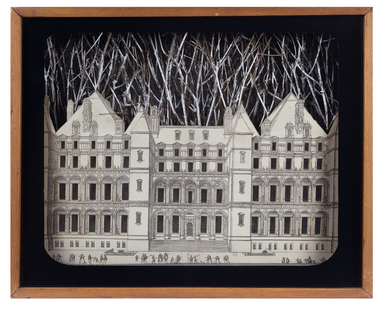 """Setting for a fairy tale"" Joseph Cornell - Collection of MOMA - credits MOMA"