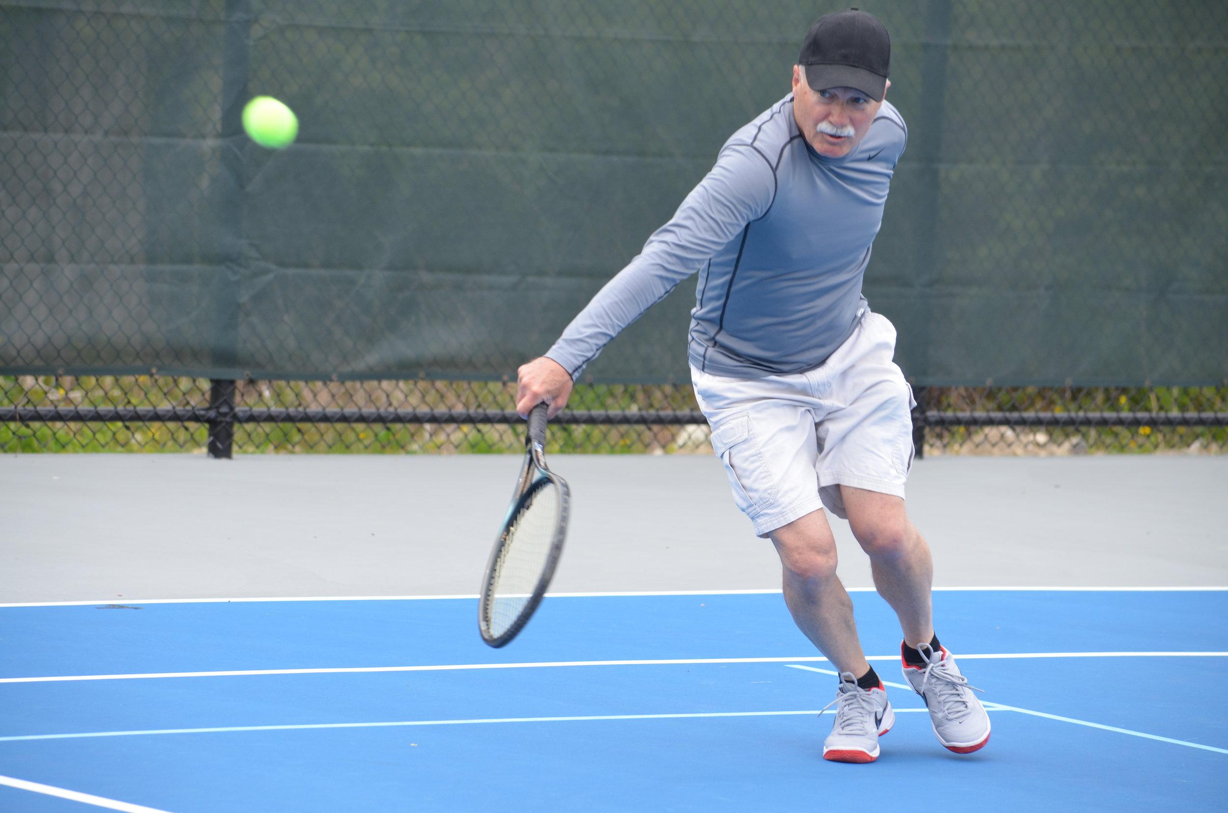 2017 Peter Igo Park Tennis Tournament