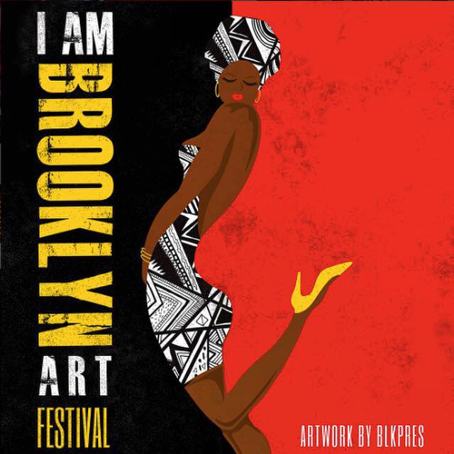 "Brooklyn Music Week Art Showcase, 2017 - The ""I Am Brooklyn"" Art Festival is a two day curated expo for creatives and musicians alike."