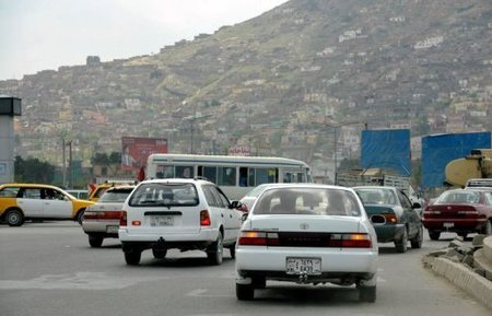 Toyotas of Kabul