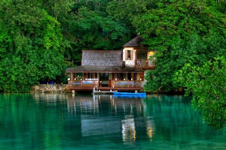 Golden Eye Ian Fleming's House in Jamaica