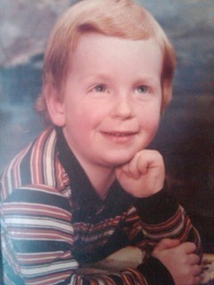 Dave had ugly shirts as a child