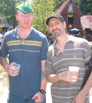 Dave & Anthony Cumia of the Opie & Anthony Show