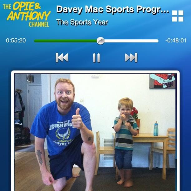 The Davey Mac Sports Program XL - listen to it on SiriusXM On Demand